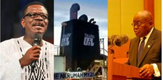 Use Your Wisdom To Make More Oil Money - Mensa Otabil Tells Government