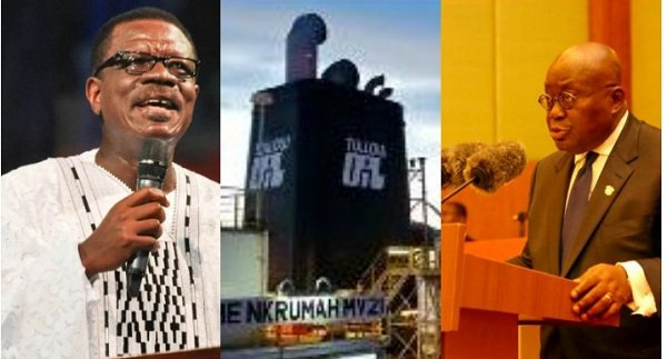 Use Your Wisdom To Make More Oil Money - Mensa Otabil Tells Government