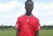 A 35 Year Old Footballer Dies While Playing Football In Kumasi