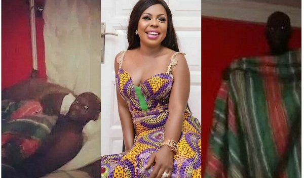 Afia Schwarzenegger Finally Reveals The Man She Was In Bed With And Claims They Are Still Dating
