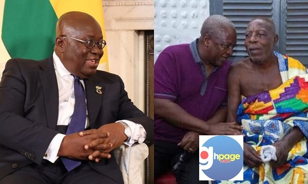 Akufo-Addo And John Mahama send Powerful Messages Of Condolence To Family Of Late Super OD
