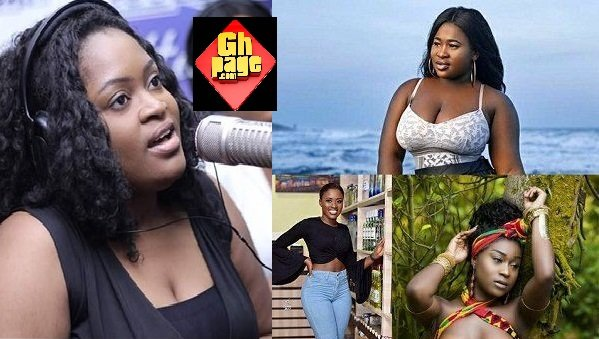 Comedienne Jacinta Joins The Sista Afia, Efia Odo And Fella Makafui Beef (VIDEO)