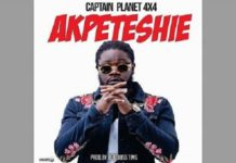Captain Planet's 'Akpeteshie' Song To Be Banned