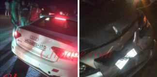 Criss Waddle Involved In A Car Accident On His Birthday [See Photos]