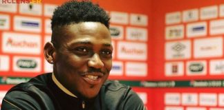 Black Stars player Daniel Opare sacked from his Club for repeatedly violating code of conduct