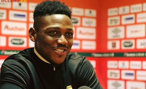 Black Stars player Daniel Opare sacked from his Club for repeatedly violatingcode of conduct