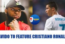 Video: I can't wait to feature Cristiano Ronaldo - Davido brags about his relationship with the Superstar