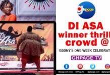 Video: Love, Di Asa winner thrills crowd at Ebony Reigns One-Week Celebration with her heavy Booty