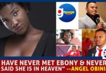 'Angel' Obinim finally speaks about Ebony's death (Audio)
