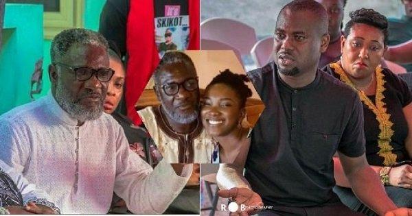 Ebony's Father Exposes Abeiku Santana
