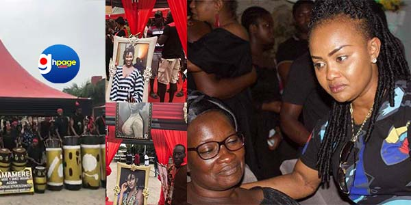 Live Updates: Family, celebrities and fans observe 'one-week' of Ebony Reigns Sudden Demise (Photos+Videos)