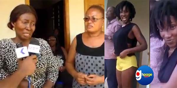 Video:Theaunt who took Ebony's last video at her mum's house narrates what really happened