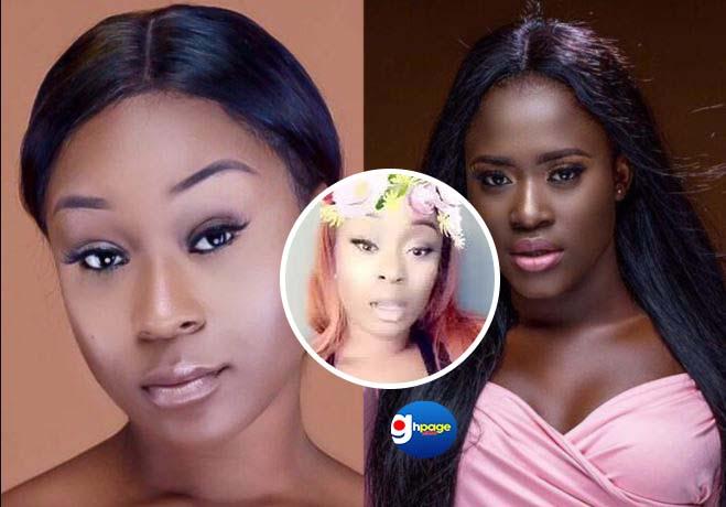 Video: Efia Odo finally accept defeat; apologizes to Fella Makafui