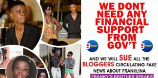 Video: Frank Kuri's Brother To Sue All Bloggers Circulating False News About The Late Ebony's Friend