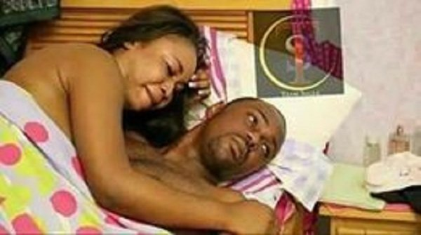 Photos: Adulterous Ghanaian Couple Get Stuck During S£X In The Volta Region