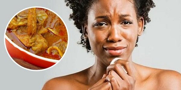 """I prepare my husband's Fufu & Palm Nut soup with my Menses as punishment for what he did to me"