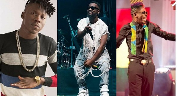 Top 9 Ghanaian Musicians Who Could Win Grammy Awards (Photos)