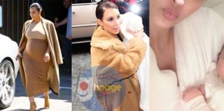 Kim Kardashian Finally Shares First Photo Of New Born Baby Girl
