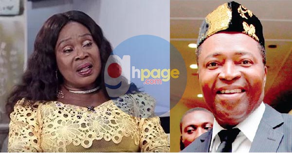 I dated David Dontor for 4 years- Maame Dokono reveals