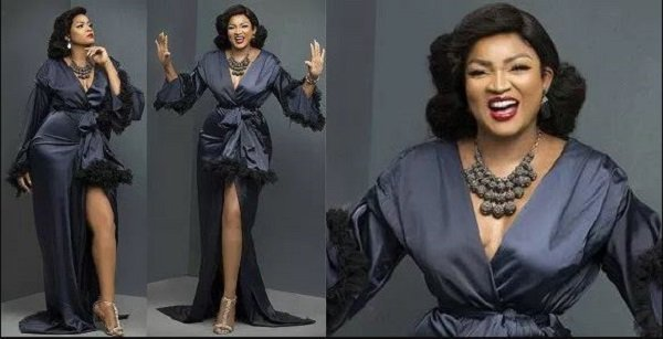 Actress Omotola Celebrates 40th Birthday In Grand Style With Charming photos