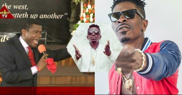 """You Will Regret Being Born""""- Pastor Dares Shatta Wale To Burn Down Churches"""