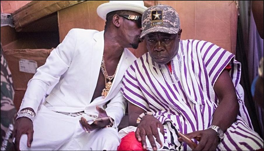 Shatta Wale's Father Reveals Shatta Wale's Real Age And Has Been Deceiving Us With Football Age