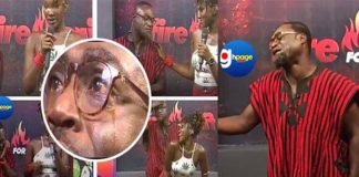 Video: Countryman Songo shed tears over Ebony's death; Says It's all Over, Take Her