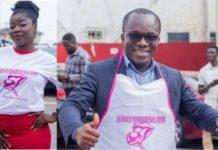 Photos: Sugardem Gh celebrates men on Valentine's Day