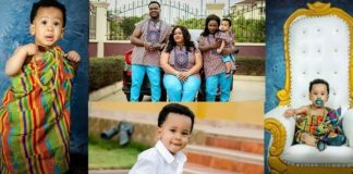 PHOTOS: Actress Vivian Jill-Lawrence's Son, Baby Alfie Is A Year Old - Read Mother's Heartfelt Message To Son