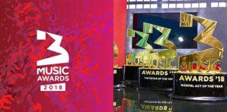 3 Music Awards 2018: Full Winners List