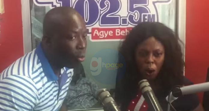 "Video: ""You have become a big disgrace in this country"" - Kumchacha blasts Afia Schwarzenegger in a heat exchange of words"