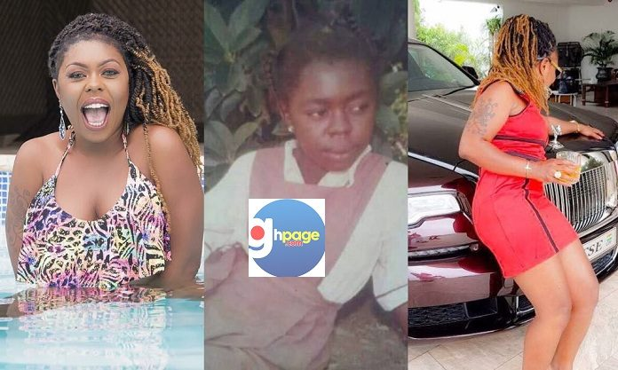 Throwback: A rare Photo of Afia Schwarzenegger as JSS pupil pops up on  social media - GhPage
