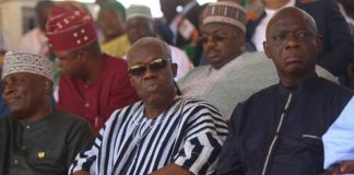 Photos: All the scenes from Ghana's 61'st Independence Anniversary