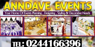 Anndave Events:Your Home Of All Event Planning, Designing, Styling & Decorative Needs