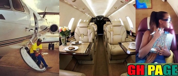 Top 5 African Artistes Who Fly Their Own Private Jet