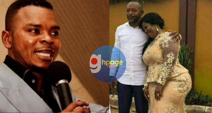 Video: You'll Regret Marrying Owusu Bempah – Bishop Obinim Warns Abena Animah