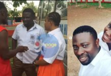 Photos: Gospel musician Bro. Sammy turns actor, shoots his first Kumawood movie