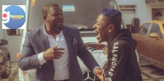 After all the insults, photos of Shatta Wale & Bulldog looking all excited pops up on social media