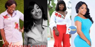 Jackie Slaying, Mcbrown gorgeous pose, Maame Serwaa's new look to Dumas&Martha looking amazing; here are this week's Gh Celebs photos