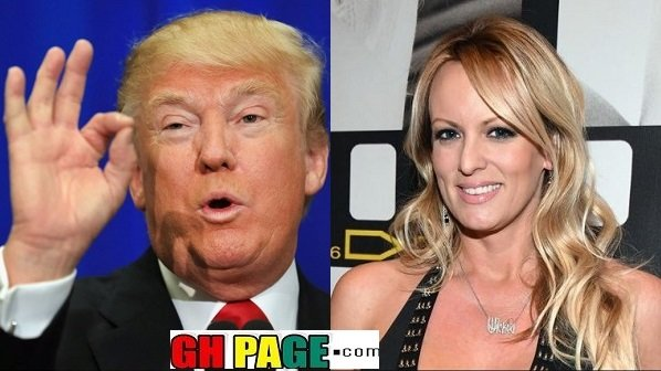Donald Trump Sued By P0rn Star He Had An Affair With Just After His Wife Gave Birt
