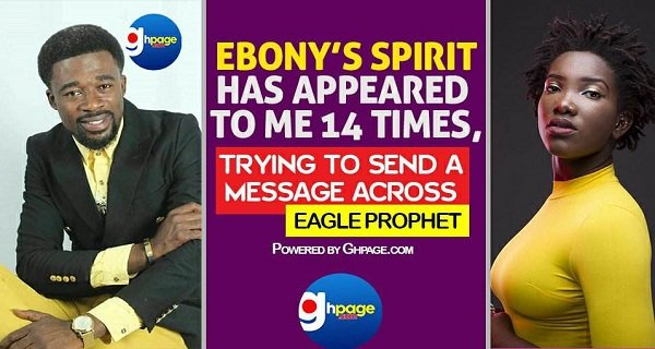 The morgue video of Ebony is for spiritual binding; Ebony has appeared to be 14 times - Eagle Prophet