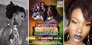 List Of Artiste To Perform At Ebony Reigns' Tribute Concert On March 23