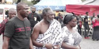 Video: I will marry my husband again - Ebony's mum promises to solve issues with ex-husband