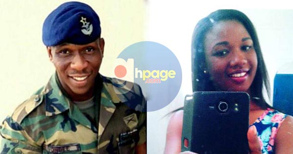 Photos: Meet the beautiful twin sister of Francis Atsu Vondee, the soldier who died with Ebony