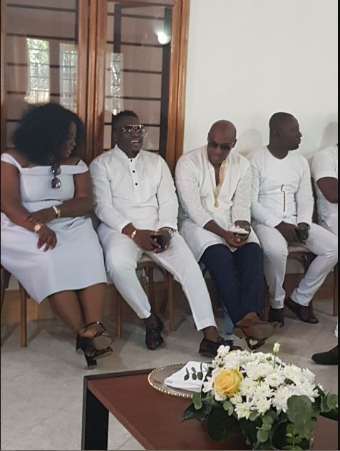 Check Out First Photos From Fred Nuamah's Traditional Wedding As John Dumelo, Majid Michel, 4x4Coded And Other Top Celebrities Grace The Ceremony