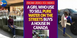 From Zero To Hero: A Girl Who Use To Sell Pure Water On The Streets Buys A Home In Canada