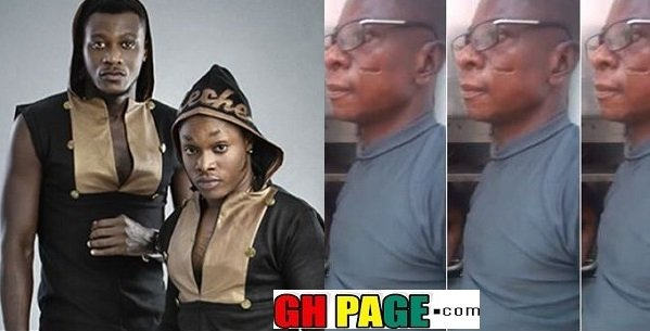 """His Tribal Marks Like Manhole"" – Keche Insults The Mortician Who Fondled Ebony's Corpse B00bs On Live TV"