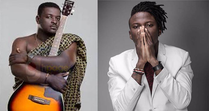 Kumi Guitar recounts his first encounter with Stonebwoy after dissing him