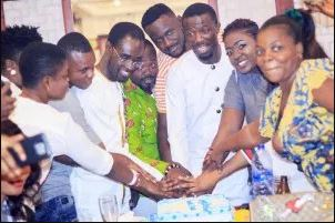 Photos from Kwaku Manu's birthday