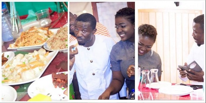 See Lovely Photos From Actor Kwaku Manu's Independence Birthday Party